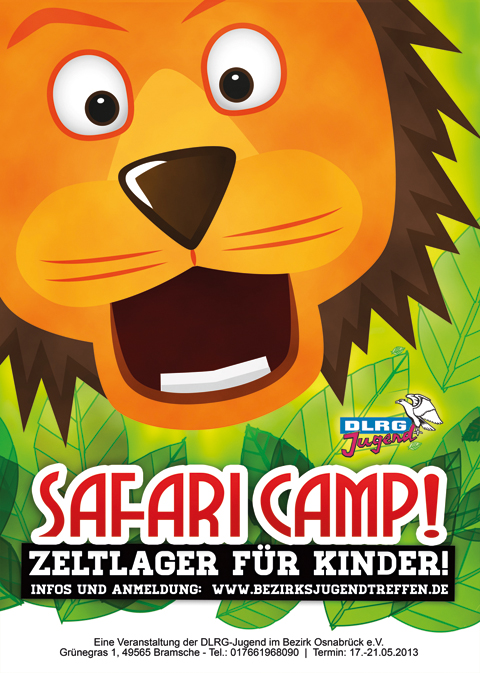Safari Camp!